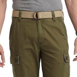 Other - (2) Men's D Ring Web Belts